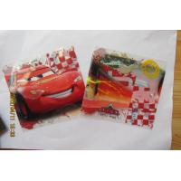 Wholesale Custom Printed Heat Shrink Wrap Labels Vivid Design Ten Colors from china suppliers