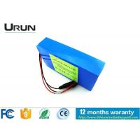 Wholesale Safe Panasonic Lithium Batteries , 36V Replacement Battery For Electric Scooter from china suppliers