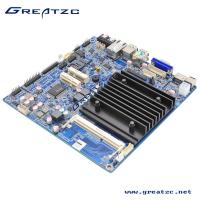 Wholesale Mini Industrial PC Motherboard , J1900 ITX Fanless Motherboard With VGA / HDMI / LVDS from china suppliers