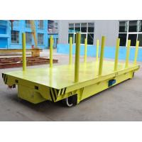 Wholesale Metal plant transport trolley for steel or aluminum sheet handling on rail from china suppliers