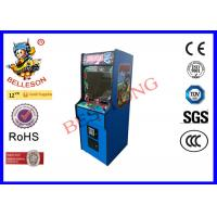 Wholesale Entertainment Sites Custom Built Arcade Machines With Double Coin Mechanism from china suppliers
