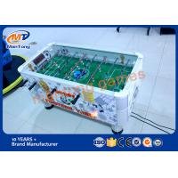 Wholesale Professional Foosball Game Set , Coin Operated Game Machines 110V / 220V from china suppliers
