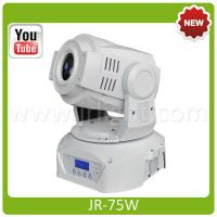Wholesale LED Mini Moving Head Spot 75Watt White from china suppliers
