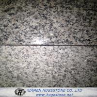 Buy cheap G623 of new quarry, China grey granite, Haicang White G623 granite tiles from wholesalers