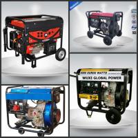 Wholesale 6.5 KVA Single Phase Gasoline Generator Set Air Cooled Power By Honda Engine from china suppliers