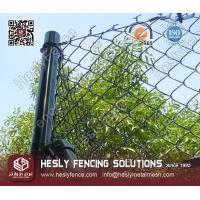 Wholesale PVC coated Chain Link Mesh Fence from china suppliers