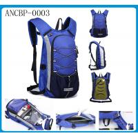 Wholesale 12L Sports Cycling Bicycle Shoulder Backpack Outdoor Bike Hydration Water Bag from china suppliers