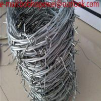 Wholesale barbed wire for sale (direct manufacture)/safety fence double twist barbed wire/razor barbed wire/double twist barbed from china suppliers