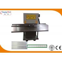 Buy cheap PCB Depanelizer  V Cut PCB Separator V Groove PCB Depaneling For PCBA from wholesalers