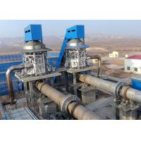 Buy cheap Mining calcined dolomite rotary kiln for lime calcination  zinc oxide calcination from wholesalers