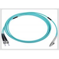 Wholesale Multimode Fiber Optic Patch Cables Lc-Lc Fibre Patch Leads For Floor Connection from china suppliers