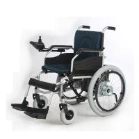 Wholesale Comfortable Electric Folding Wheelchair Hire JRWD301 Plus FSC CE Approved from china suppliers