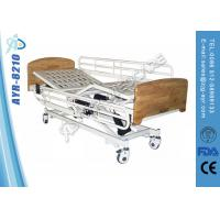 Wholesale Long Steel Side Rails Electric Medical Homecare Bed For The Elderly from china suppliers