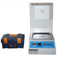 Wholesale High Precision Temperature Control Melt Flow Rate Tester Easy Operation from china suppliers