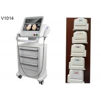 Wholesale 15000 Shots 4mhz / 7mhz HIFU Machine Facial Lift Skin Tightening Equipment from china suppliers