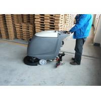 Wholesale 18 inch Brush Commercial Floor Scrubber Machine With Adjustable handle from china suppliers