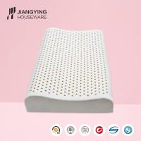 Quality Factory direct high low ergonomic anti-mite 100% natural latex pillow for sale
