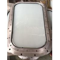 Wholesale Marine Fixed Wheelhouse Windows With Aluminum Marine Windows Frame from china suppliers
