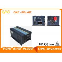 Quality Low Frequency Power Inverter Variable Voltage Inverter 2000w 12vdc To 220v With CE for sale