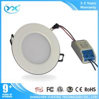 Wholesale Home Modern LED Ceiling Downlights 7w / Epistar chip led downlight lamps white from china suppliers