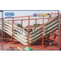 Wholesale Nose arch rear water-wall panels export USA Utility boiler bending radius 16'' from china suppliers