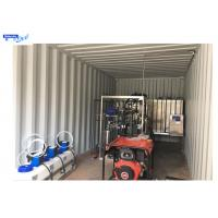 Wholesale Reverse Osmosis Mobile Water Treatment Equipment , Water Purify Treatment Plant  ISO Approval from china suppliers