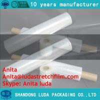 Wholesale Luda high quality LLDPE Material and Moisture Proof Feature lldpe stretch film from china suppliers