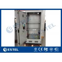 Wholesale Heat Insulation PEF Battery Storage Cabinet Outdoor Rack Enclosure 3 Shelves Cooling from china suppliers
