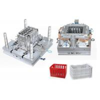Wholesale Plastic Storage Basket Home Appliance Injection Mold from china suppliers