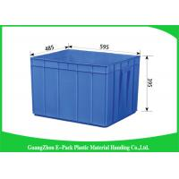 Wholesale Eco -  Friendly Plastic Stackable Containers Leakproof Foldable Transport PP from china suppliers