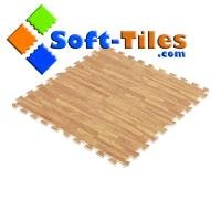 Wholesale Soft Wood Grain Foam Floor Mat from china suppliers