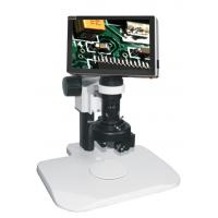 Quality 5MP Digital Camera LCD Screen Microscope 9.7 Inch 1024 * 768 Pixels for sale