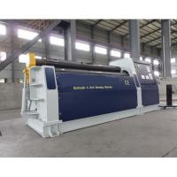 Wholesale Sheet 4 Roll Plate Rolling Machine , 4 Roller Bending Machine from china suppliers