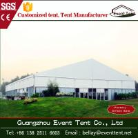 Buy cheap Fire Retardant outdoor Wedding Party Tent 30x60m / Gaint white marquee tent from wholesalers