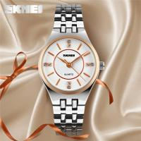 Wholesale High - End 50m Round Leather Strapped Watches For Ladies 42*31*31cm from china suppliers