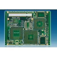 Wholesale High Frequency Isola FR408 PC Board Layout With ENIG Finish And BGA from china suppliers