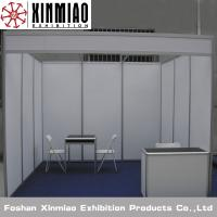 Wholesale 3X3 Shell Scheme Stand(built by upright extrusion,beam extrusion,panels, tension lock) from china suppliers