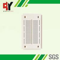 Wholesale SYB-46 White 270pts 90 x 52 x 8.5mm Solderless Breadboard Test Develop DIY from china suppliers