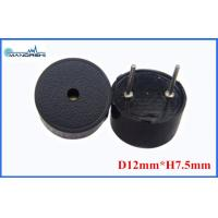 Wholesale OEM Piezo Electric Transducer 5V Rated Current 3mA For Microwave Oven from china suppliers