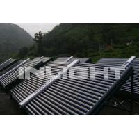 Buy cheap Flat Roof Vacuum Tube Solar Water Heater With Borosilicate Glass 3.3 Tube Material from wholesalers