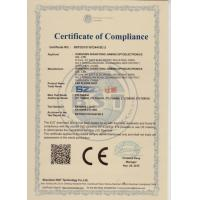 Shenzhen Zhengtong JiaMing Optoelectronics Co., Ltd. Certifications