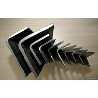 Wholesale L shaped angle steel bars from china suppliers