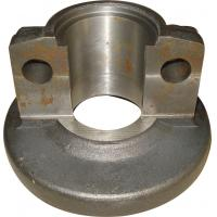 Wholesale High Precision CNC Lathe Machine Parts , Professional Metal Parts / Casting Iron End Cover from china suppliers