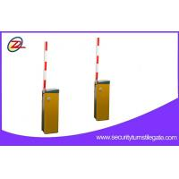 Buy cheap Flexible Durable High Speed Vehicle Barrier Gate Parking For Highway Traffic from wholesalers