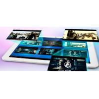 Wholesale ODM / OEM FM Android 4.4 dual camera 3D tablet with multi languages from china suppliers