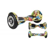 Wholesale Smart 10 Inch Self Balancing Scooter ,  2 Wheel Motorized Scooter Lightweight from china suppliers