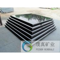 Wholesale Factory direct sale China Black/Hebei Black Granite high polished slabs and tile from china suppliers