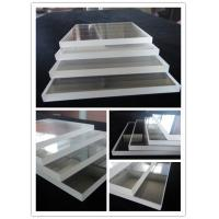 Wholesale High purity 99.99% quartz glass plates from china manufacture from china suppliers