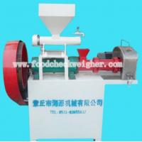 Wholesale Single Screw Extruder for snacks pellet,on sale extrusion machine made in China from china suppliers