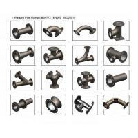 Buy cheap Ductile Pipe Iron Fittings from wholesalers